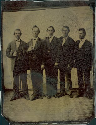 Sons of George Lynes of Foxbank Plantation.