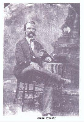 Samuel Lynes 1852
