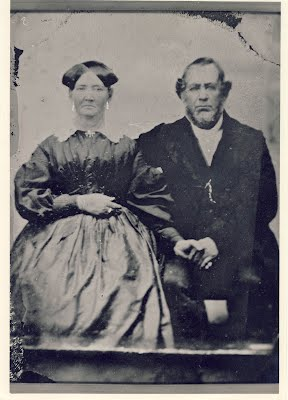 Photo of George and Lizzie Lynes